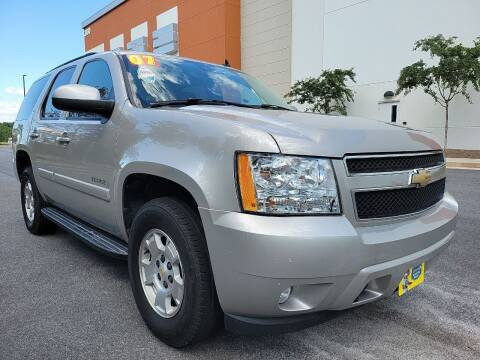 2007 Chevrolet Tahoe for sale at ELAN AUTOMOTIVE GROUP in Buford GA