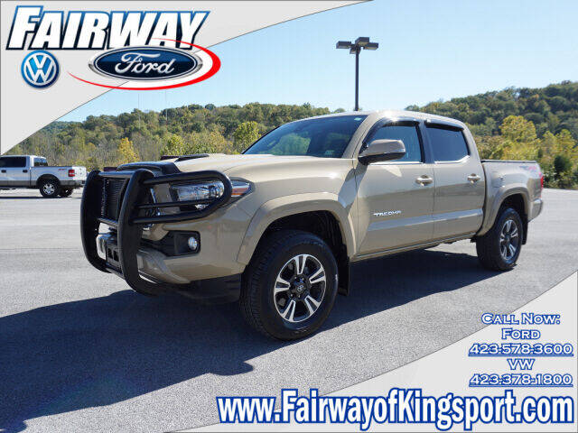 2019 Toyota Tacoma for sale at Fairway Volkswagen in Kingsport TN