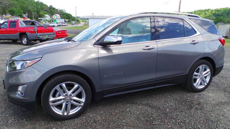 2018 Chevrolet Equinox for sale in Lowell, OH