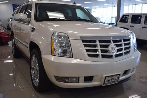 2012 Cadillac Escalade for sale at Legend Auto in Sacramento CA
