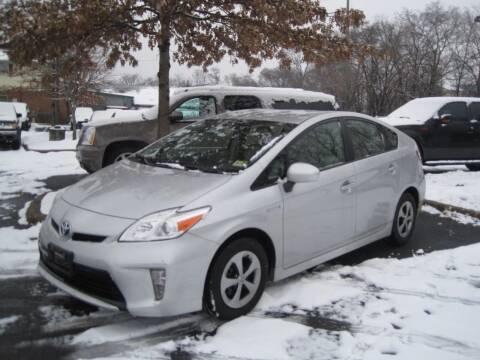 2014 Toyota Prius for sale at Auto Bahn Motors in Winchester VA