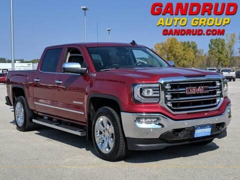 2018 GMC Sierra 1500 for sale at Gandrud Dodge in Green Bay WI