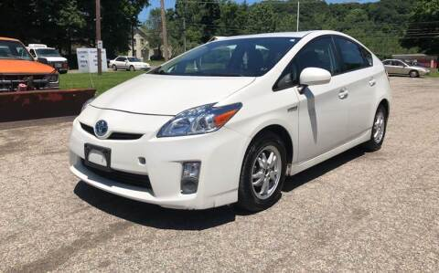 2011 Toyota Prius for sale at Auto King Picture Cars in Westchester County NY