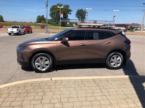 2019 Chevrolet Blazer for sale at Herman Jenkins Used Cars in Union City TN