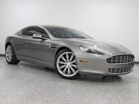 2011 Aston Martin Rapide for sale at Vanderhall of Hickory Hills in Hickory Hills IL