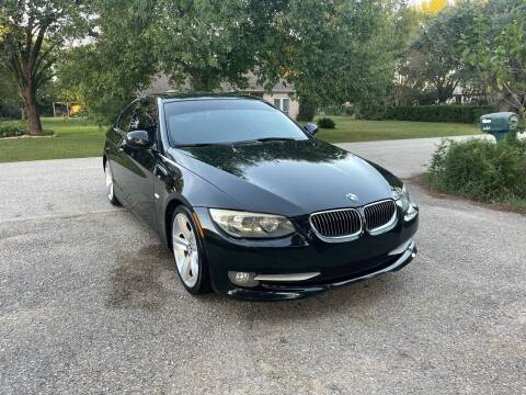 2011 BMW 3 Series for sale at CARWIN MOTORS in Katy TX