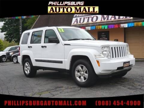2012 Jeep Liberty for sale at Phillipsburg Auto Mall in Phillipsburg NJ