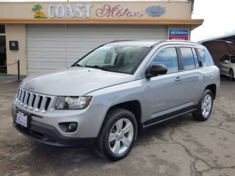 2016 Jeep Compass for sale at Coast Motors in Arroyo Grande CA