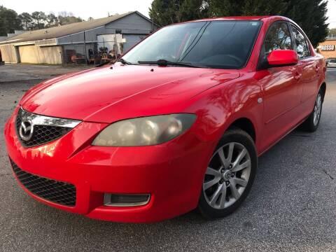 2007 Mazda MAZDA3 for sale at CAR STOP INC in Duluth GA