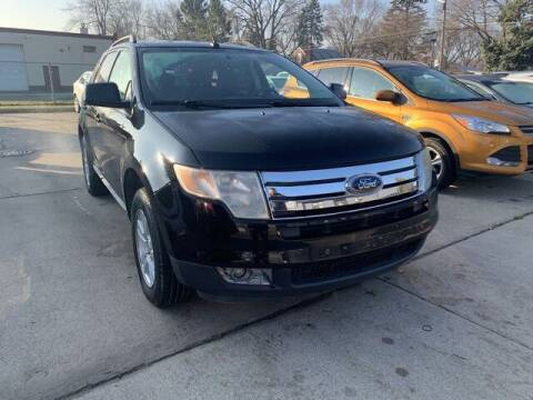 2008 Ford Edge for sale at Martell Auto Sales Inc in Warren MI