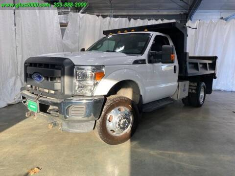 2015 Ford F-350 Super Duty for sale at Green Light Auto Sales LLC in Bethany CT