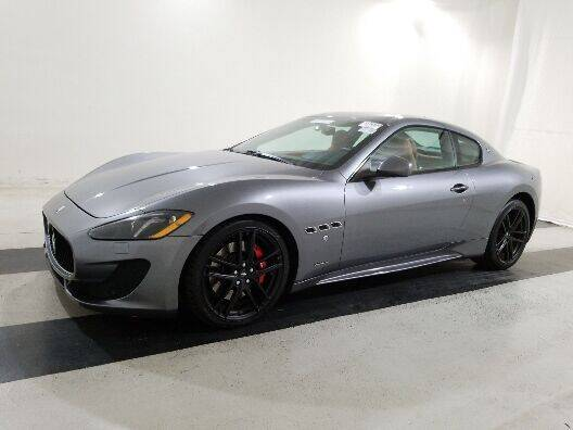 2017 Maserati GranTurismo for sale at Paradise Motor Sports LLC in Lexington KY