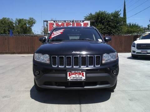 2012 Jeep Compass for sale at Empire Auto Sales in Modesto CA
