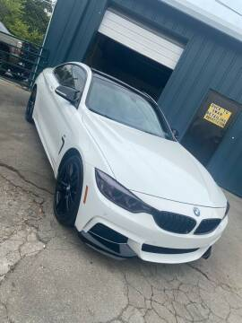 2014 BMW 4 Series for sale at Car Barn of Springfield in Springfield MO
