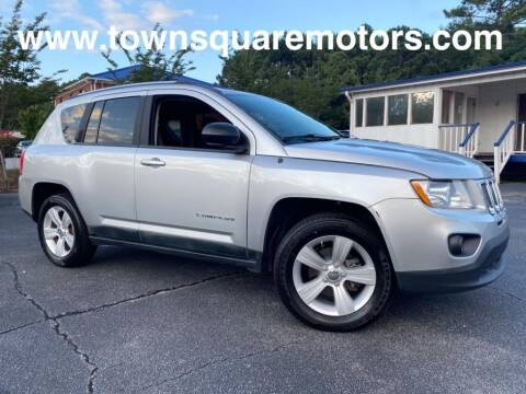 2011 Jeep Compass for sale at Town Square Motors in Lawrenceville GA