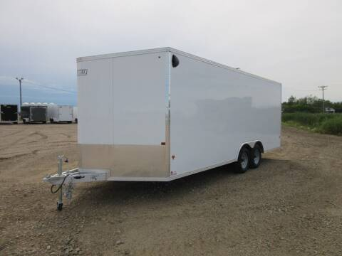2020 EZ-Hauler 8' x 20' for sale at Nore's Auto & Trailer Sales - Enclosed Trailers in Kenmare ND