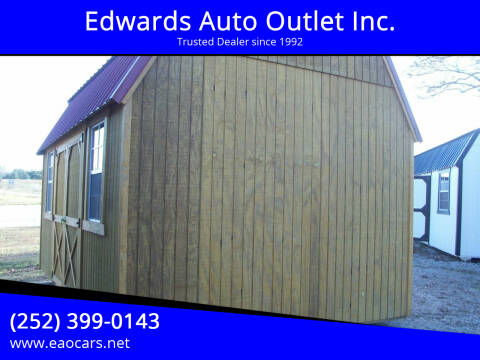 2020 xx Old Hickory Buildings 10x16 Lofted Barn for sale at Edwards Auto Outlet Inc. in Wilson NC