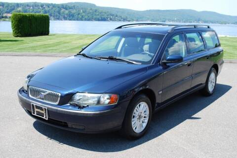 2004 Volvo V70 for sale at New Milford Motors in New Milford CT