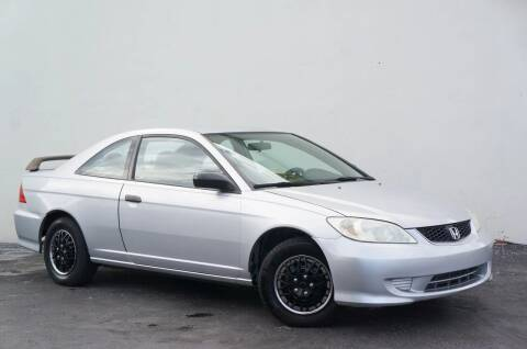 2005 Honda Civic for sale at Prado Auto Sales in Miami FL