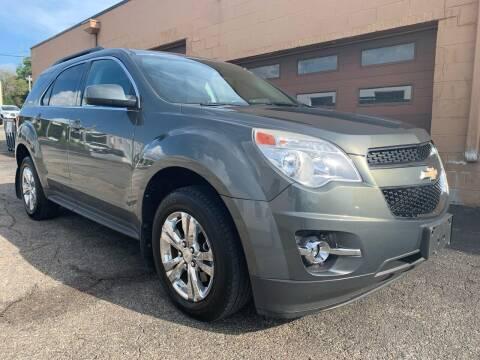 2012 Chevrolet Equinox for sale at Martys Auto Sales in Decatur IL