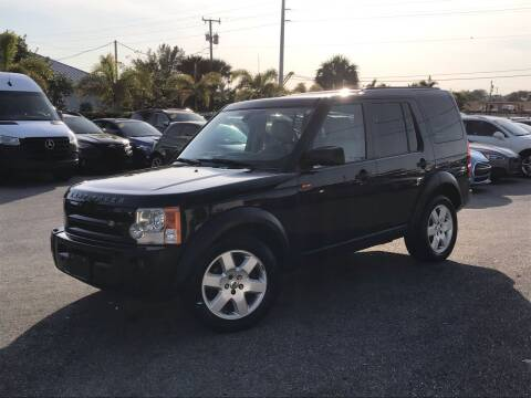 2006 Land Rover LR3 for sale at Classic Cars of Palm Beach in Jupiter FL