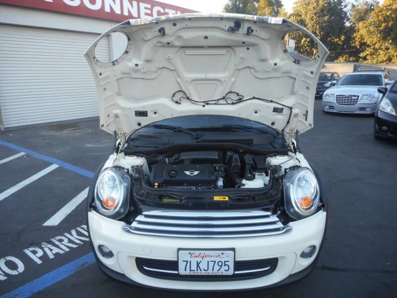 2015 MINI Convertible Cooper 2dr Convertible - Roseville CA