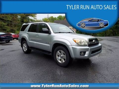 2008 Toyota 4Runner for sale at Tyler Run Auto Sales in York PA