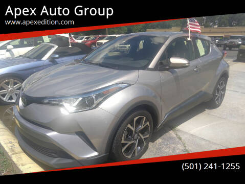 2018 Toyota C-HR for sale at Apex Auto Group in Cabot AR