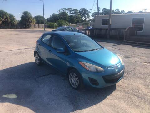 2011 Mazda MAZDA2 for sale at Friendly Finance Auto Sales in Port Richey FL