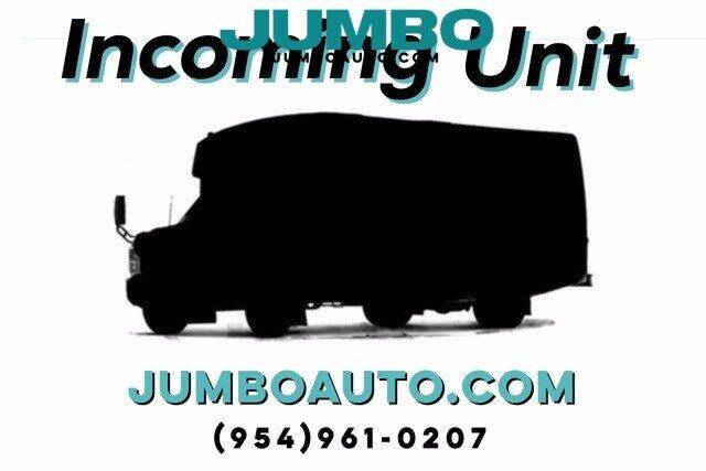 2007 Ford E-Series Chassis for sale at Jumbo Auto & Truck Plaza in Hollywood FL