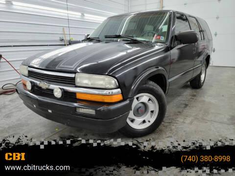 1996 Chevrolet Blazer for sale at CBI in Logan OH