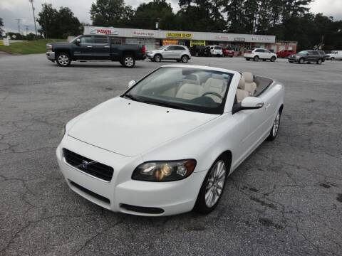 2008 Volvo C70 for sale at HAPPY TRAILS AUTO SALES LLC in Taylors SC