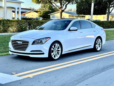 2015 Hyundai Genesis for sale at GTR Motors in Davie FL