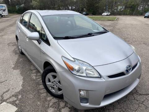 2010 Toyota Prius for sale at The Auto Depot in Raleigh NC