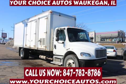 2004 Freightliner M2 106 for sale at Your Choice Autos - Waukegan in Waukegan IL