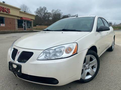 2008 Pontiac G6 for sale at Gwinnett Luxury Motors in Buford GA