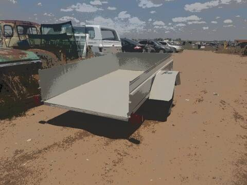2017 TRAILER UTILITY for sale at BENHAM AUTO INC - Benham Auto Trailers in Lubbock TX
