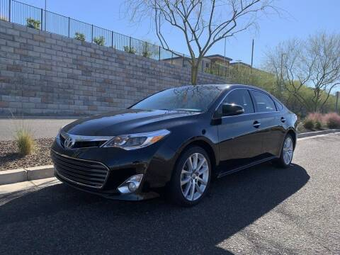 2013 Toyota Avalon for sale at AUTO HOUSE TEMPE in Tempe AZ