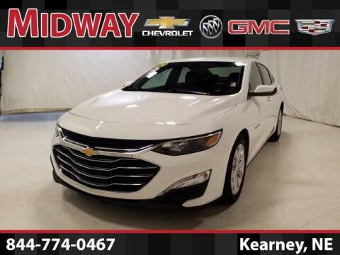 2019 Chevrolet Malibu for sale at Midway Auto Outlet in Kearney NE