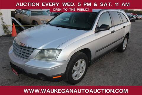 2005 Chrysler Pacifica for sale at Waukegan Auto Auction in Waukegan IL