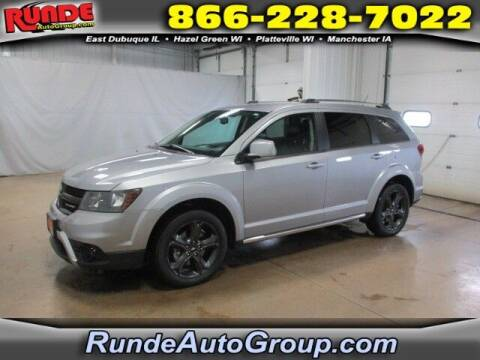 2018 Dodge Journey for sale at Runde PreDriven in Hazel Green WI