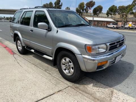 1999 Nissan Pathfinder for sale at Beyer Enterprise in San Ysidro CA