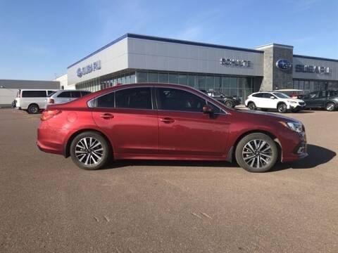 2018 Subaru Legacy for sale at Schulte Subaru in Sioux Falls SD