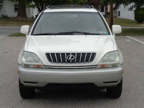 2002 Lexus RX 300 for sale at MAIN STREET MOTORS in Norristown PA