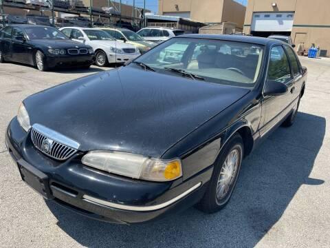 1997 Mercury Cougar for sale at REDA AUTO PORT INC in Villa Park IL
