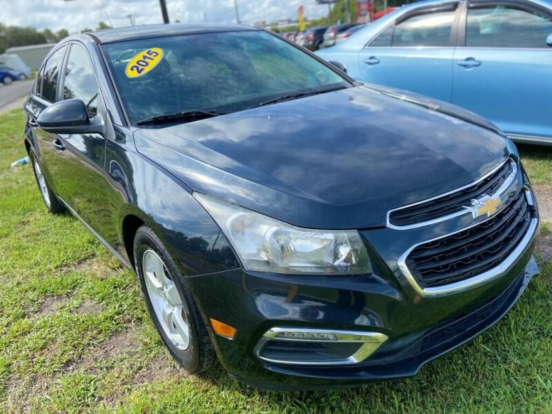 2014 Chevrolet Cruze for sale at Unique Motor Sport Sales in Kissimmee FL