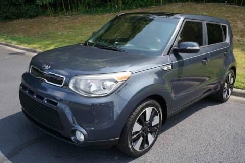 2015 Kia Soul for sale at Modern Motors - Thomasville INC in Thomasville NC