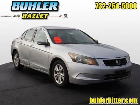 2009 Honda Accord for sale at Buhler and Bitter Chrysler Jeep in Hazlet NJ