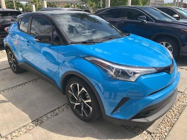 2019 Toyota C-HR for sale in Miami, FL