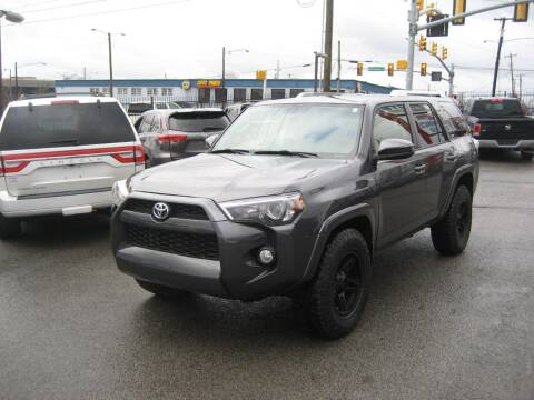 2016 Toyota 4Runner for sale at Import Auto Connection in Nashville TN